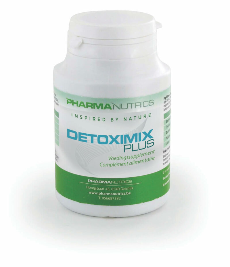 DETOXIMIX PLUS 60 V-CAPS  PHARMANUTRICS