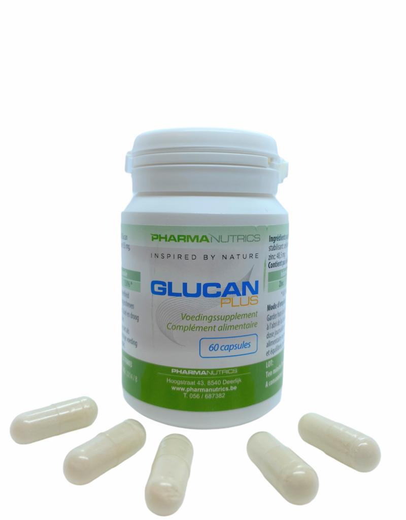 GLUCAN PLUS 60 V-CAPS  PHARMANUTRICS