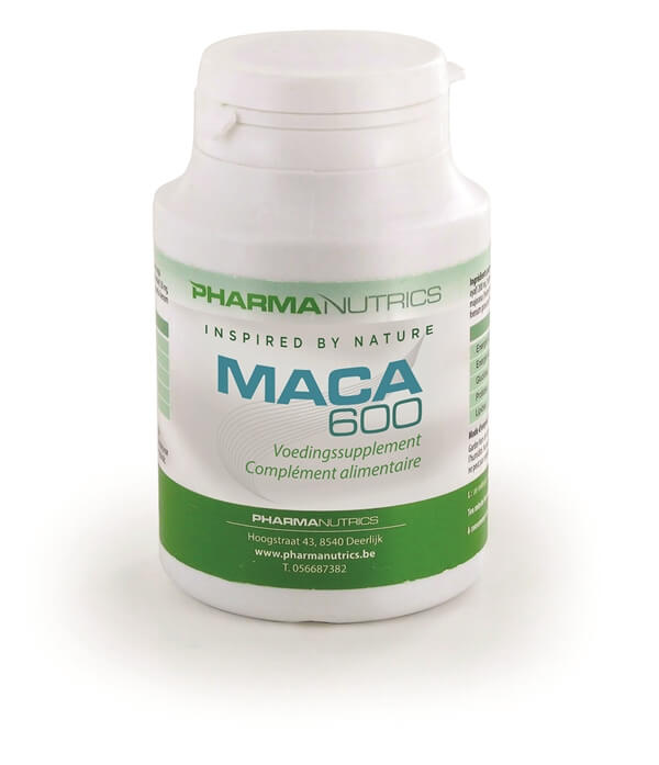 MACA 600 60 V-CAPS PHARMANUTRICS