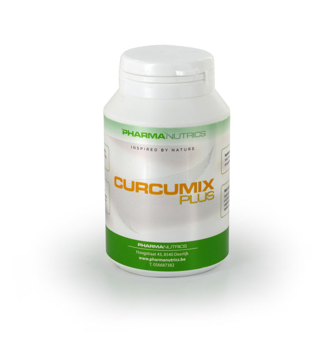 CURCUMIX PLUS 120 TABS PHARMANUTRICS