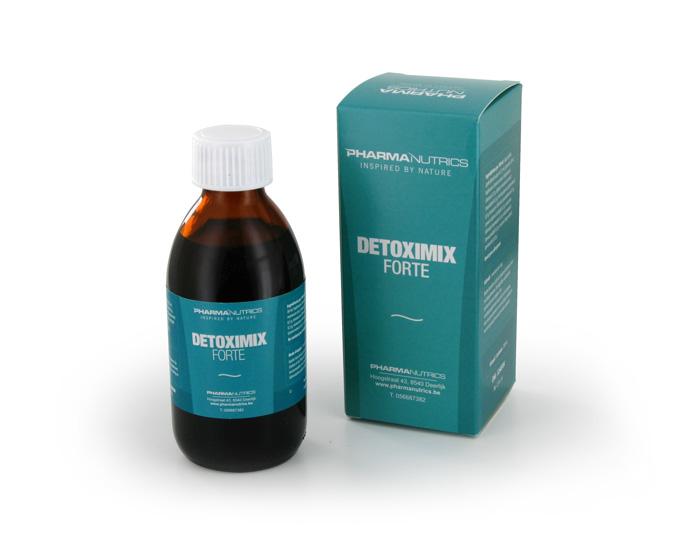 DETOXIMIX FORTE 200 ML PHARMANUTRICS