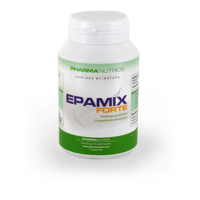 EPAMIX FORTE 90 CAPS PHARMANUTRICS