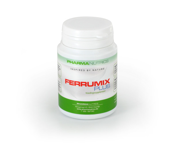 FERRUMIX 60 V-CAPS PHARMANUTRICS