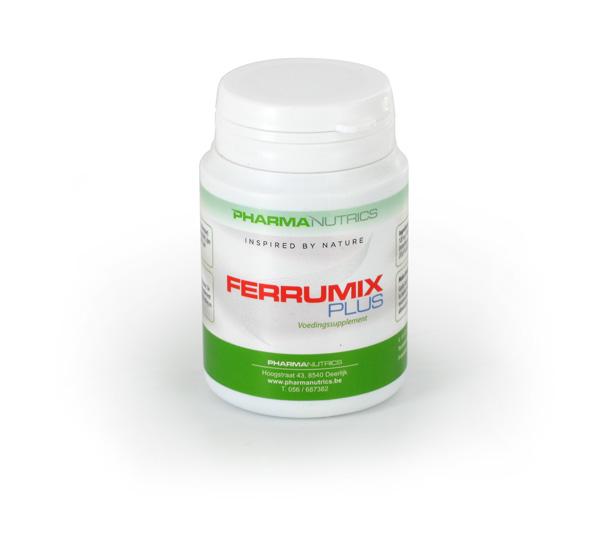 FERRUMIX 60 V-CAPS PHARMANUTRICS
