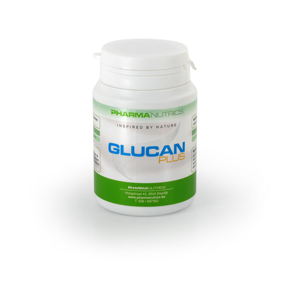 GLUCAN PLUS 60 V-CAPS  PHARMANUTRICS