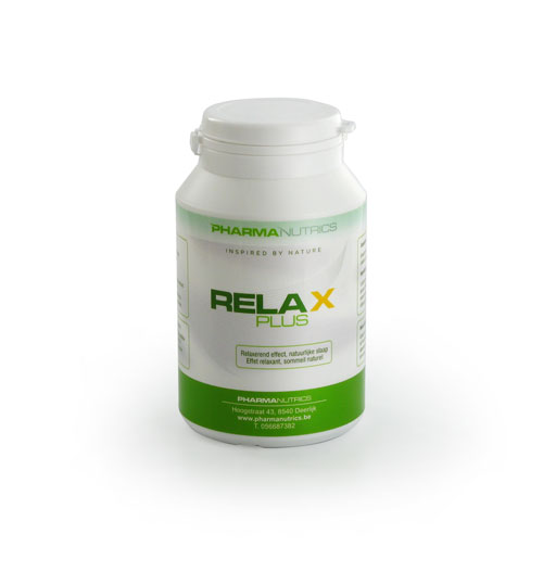 RELAX PLUS  60 CAPS PHARMANUTRICS