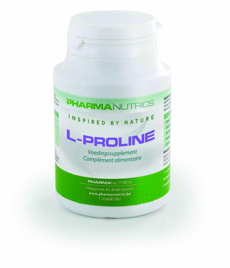 L-PROLINE 60 V-CAPS PHARMANUTRICS