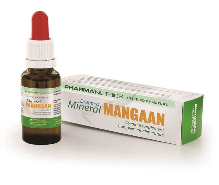 MINERAL MANGAAN DRUPPELS 50 ml PHARMANUTRICS