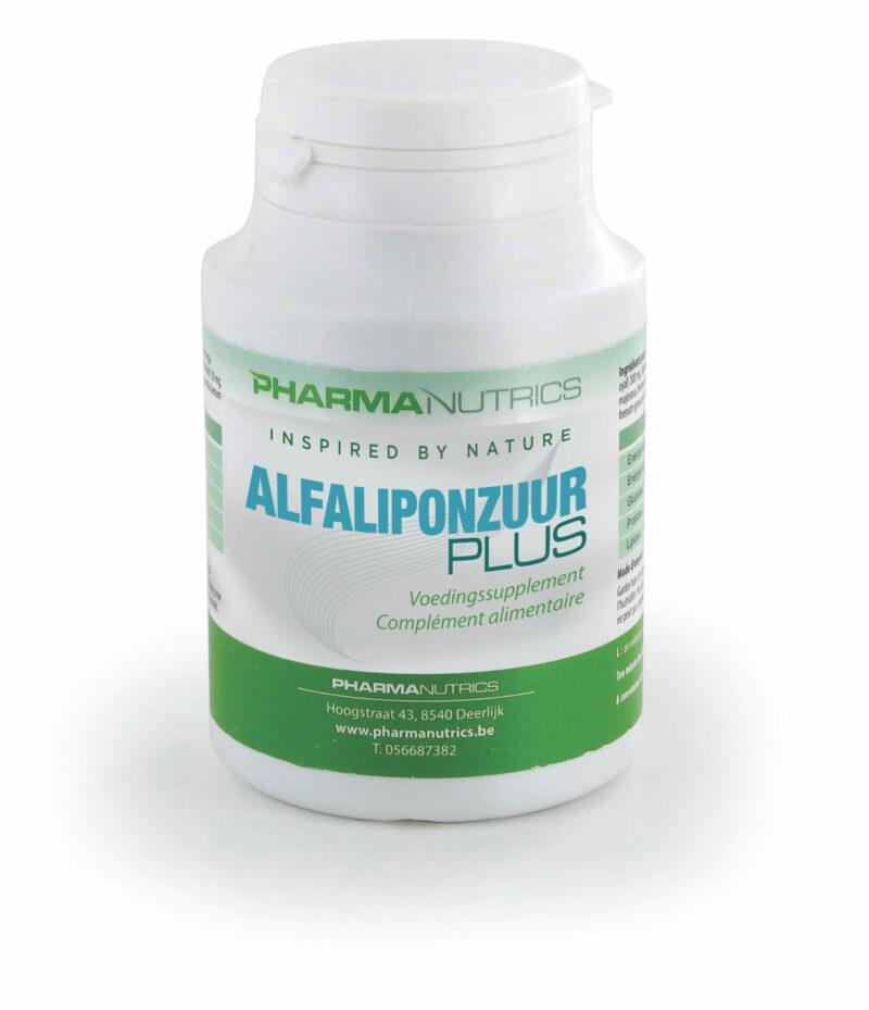 ALFALIPONZUUR 120 V-CAPS PHARMANUTRICS