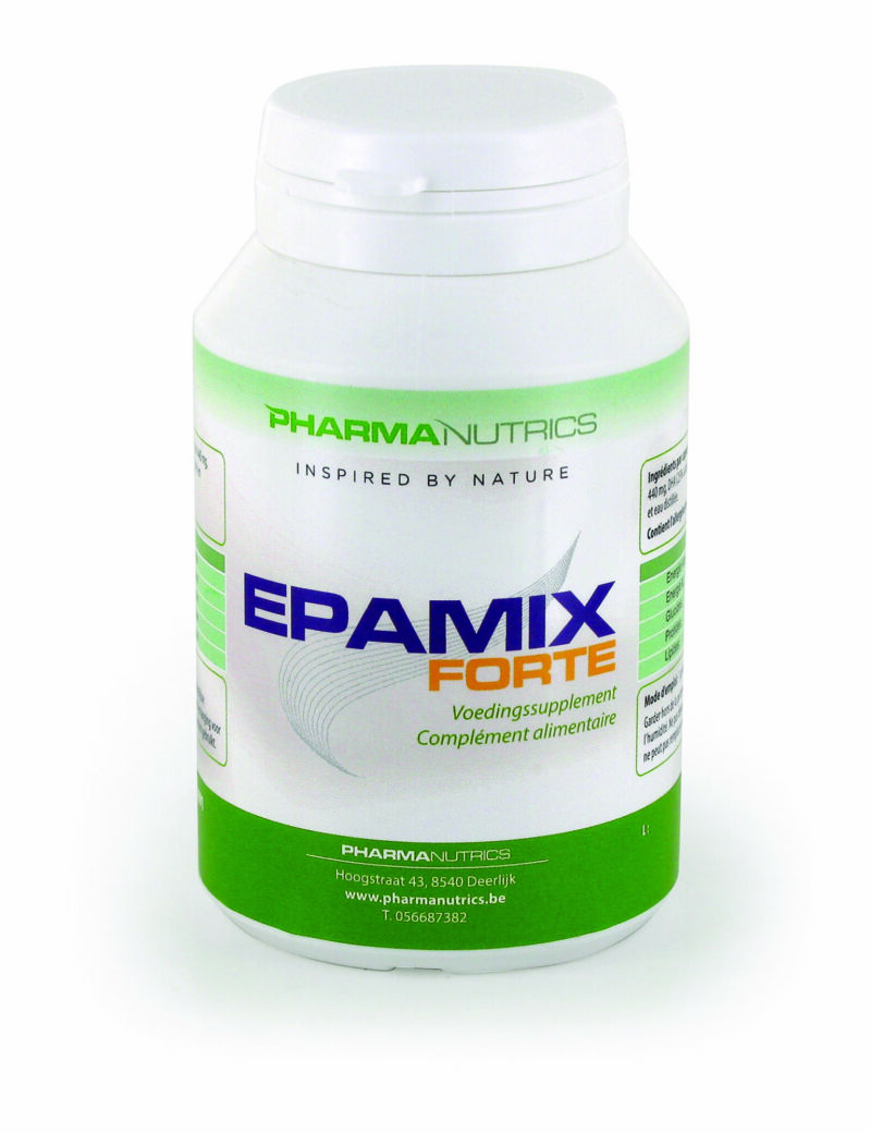 EPAMIX FORTE 180 CAPS PHARMANUTRICS