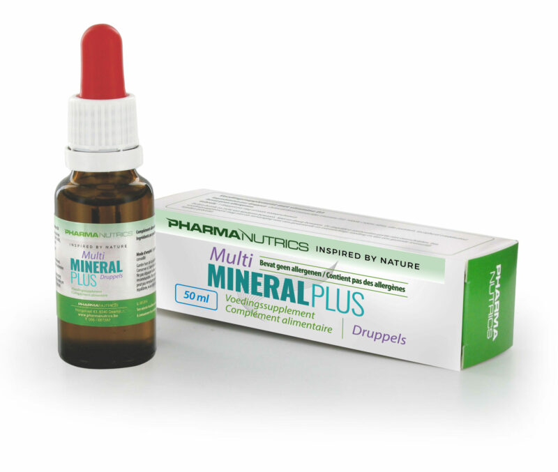 MULTI MINERAL PLUS 50 ML PHARMANUTRICS