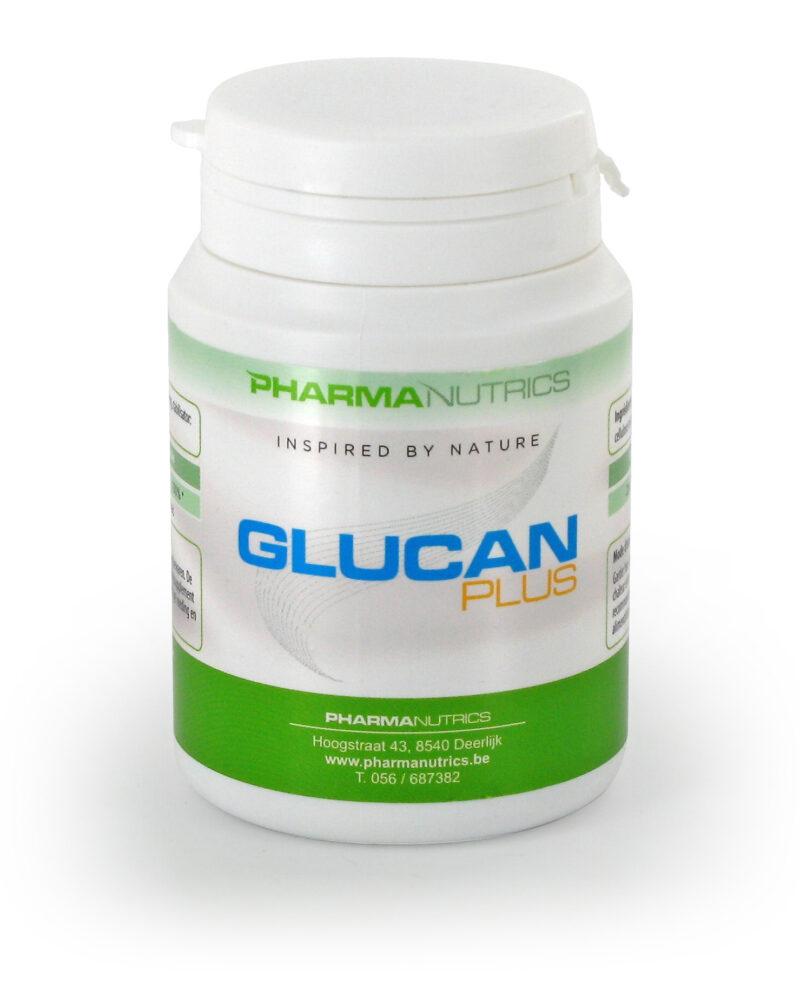 GLUCAN PLUS AKTIEF WEERSTAND 90 V-CAPS  PHARMANUTRICS
