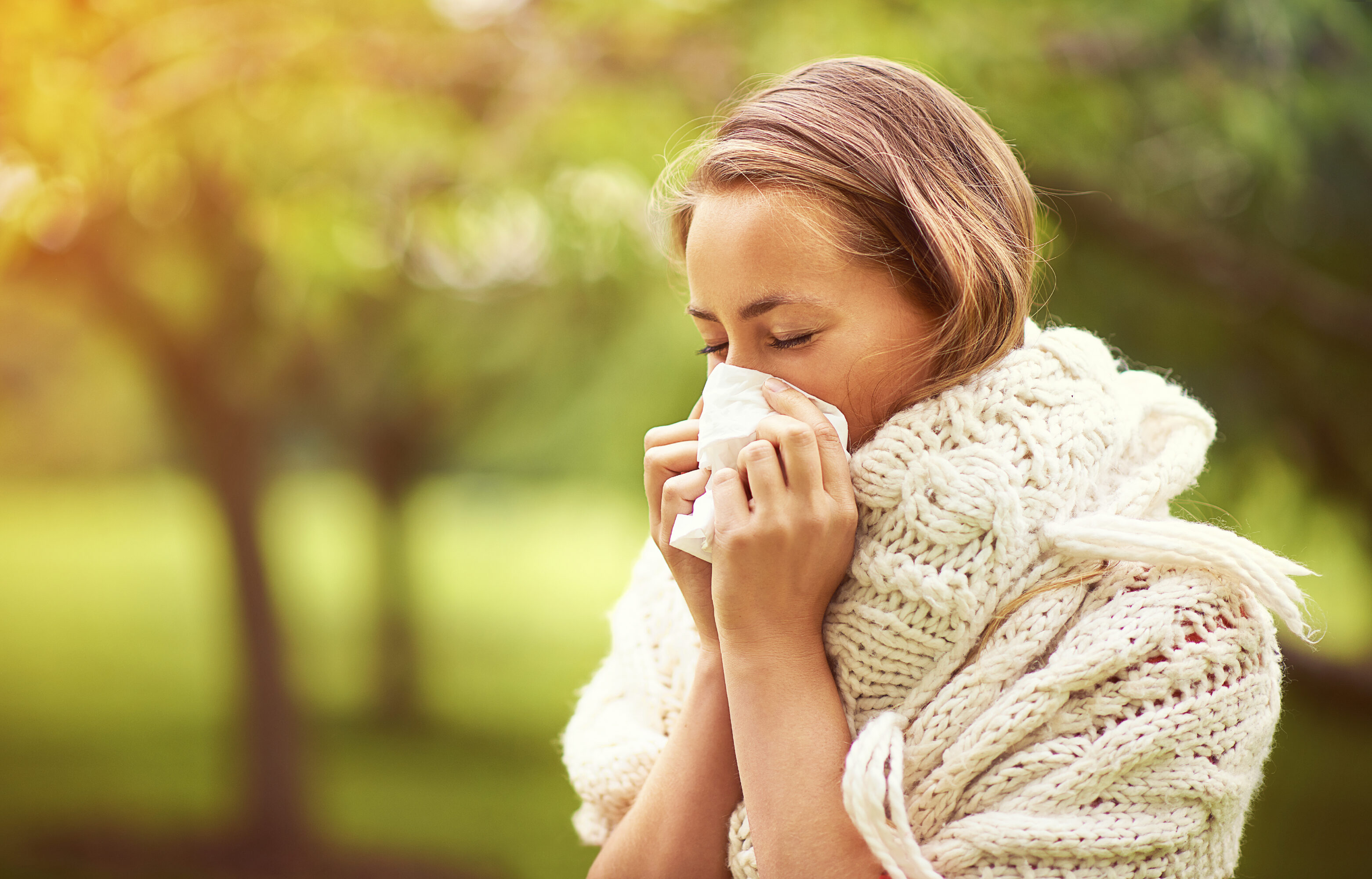 Treating your allergy: natural tips
